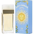 D & G LIGHT BLUE SUN